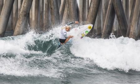 Tatiana passa para as oitavas de final do US Open of Surfing