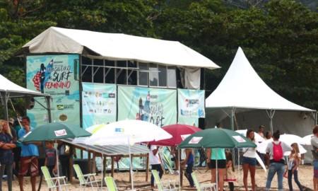 Circuito Brasileiro de Surf Feminino 2019 tem nova etapa em Ubatuba