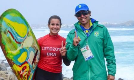 Chloé Calmon já tem medalha garantida nos Jogos Pan-Americanos