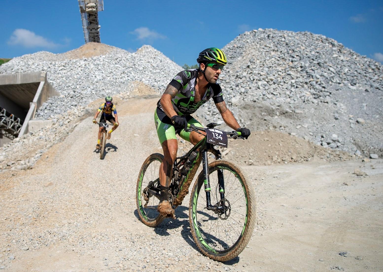 Desafio nas pedras / Foto Renato Fiuza