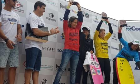 Uri Valadão e Joselaine Amorim vencem o Troféu Brasil de Bodyboarding