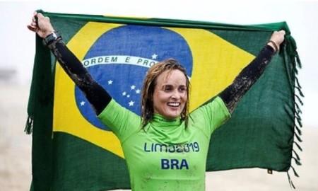 Pan-Americanos de Lima: ouro para Lena Ribeiro e prata para Vinnicius Martins
