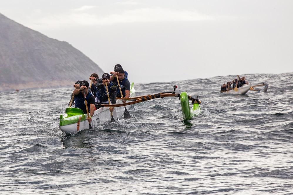 As canoas vão invadir o litoral do Espírito Santo (Bárbara Campbell)