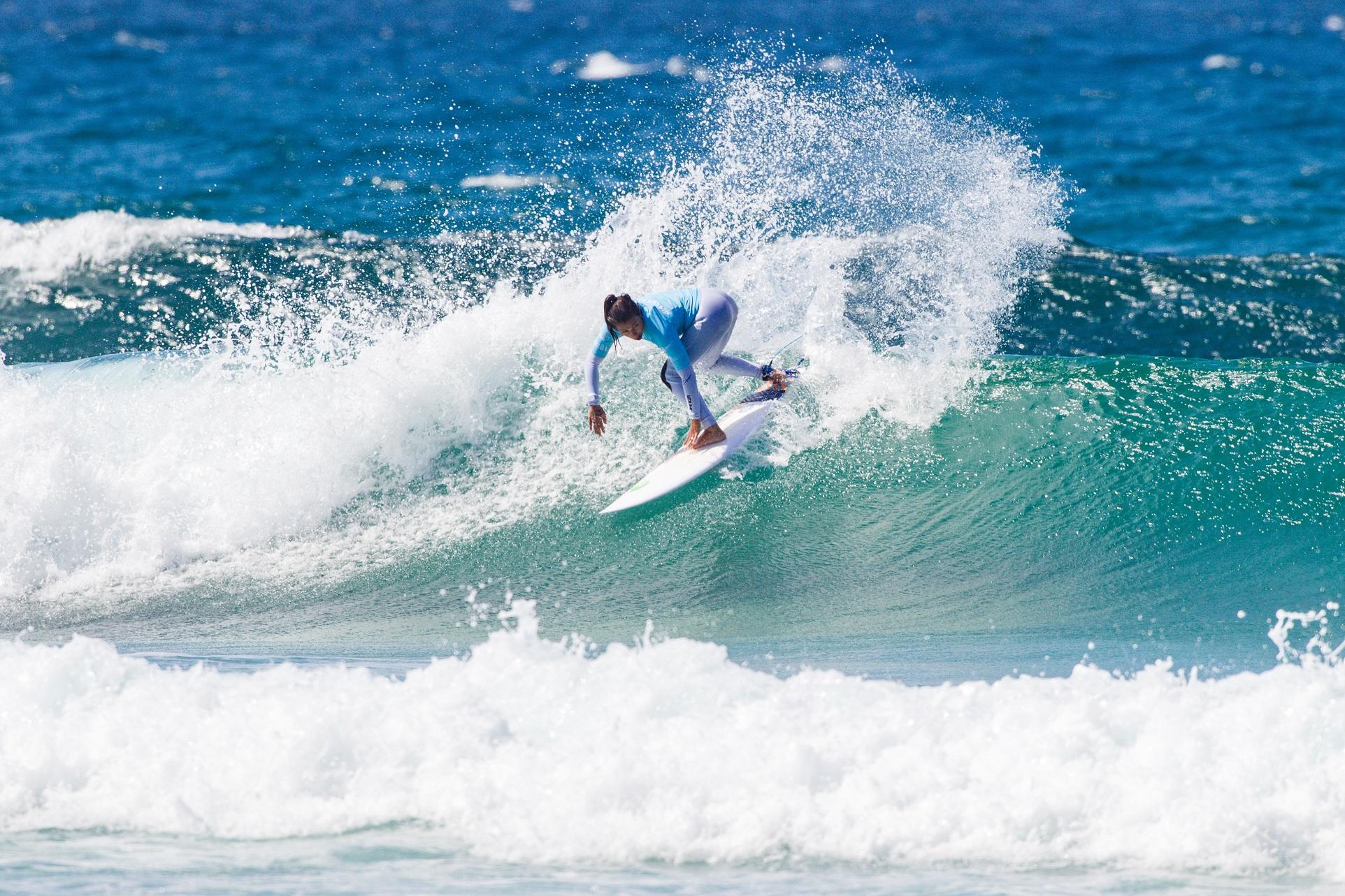 Silvana Lima-CE (Laurent Masurel / WSL via Getty Images)