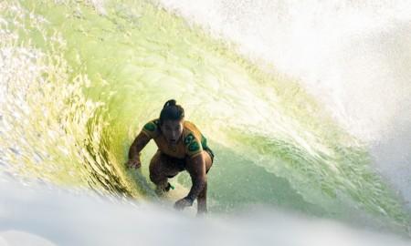 Silvana Lima não começou bem na Surf Ranch