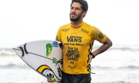 Filipe Toledo deixa o ISA com foco no Mundial de Surf