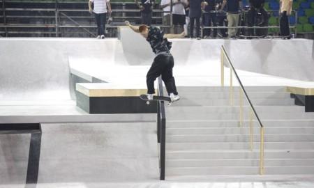 Giovanni Vianna é o primeiro brasileiro a faturar o 9 Club no Mundial de Skate Street