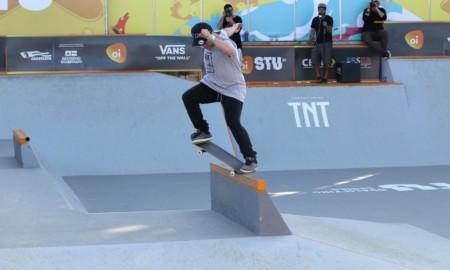 São 30 skatistas brasileiros a postos para o Mundial de Street