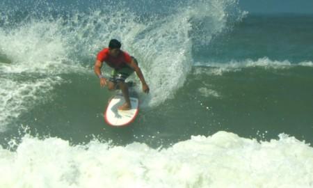 Inscrições abertas para a terceira etapa do Vicentino de Surf 2019 decisiva aos atletas locais