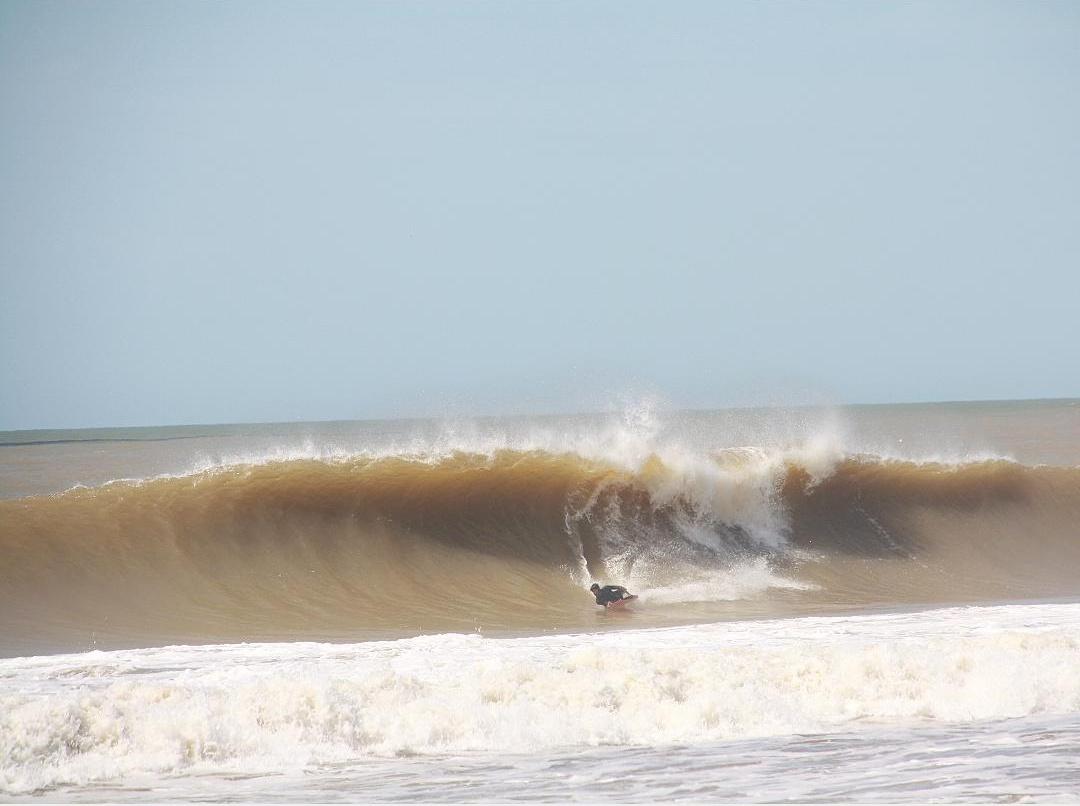 Praia de Povoação (ES) /Foto Wedsley Pereira dos Santos