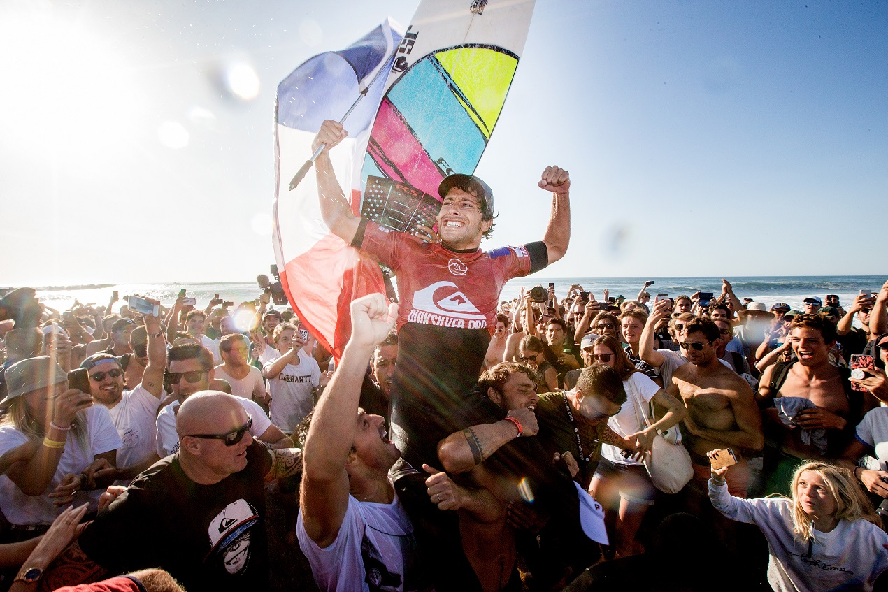 Jeremy Flores-FRA (Laurent Masurel / WSL via Getty Images)