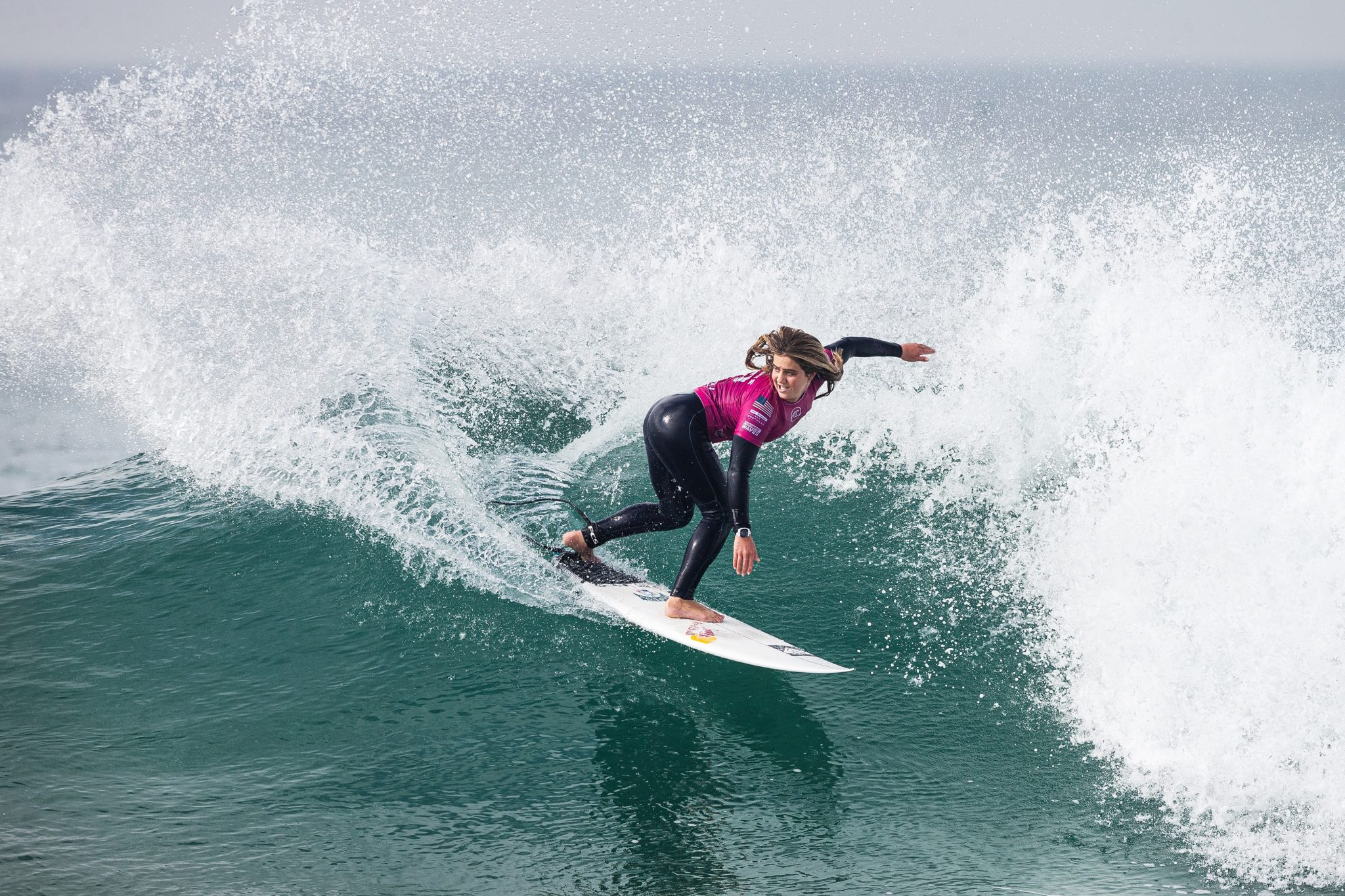Caroline Marks-EUA (Laurent Masurel / WSL via Getty Images)