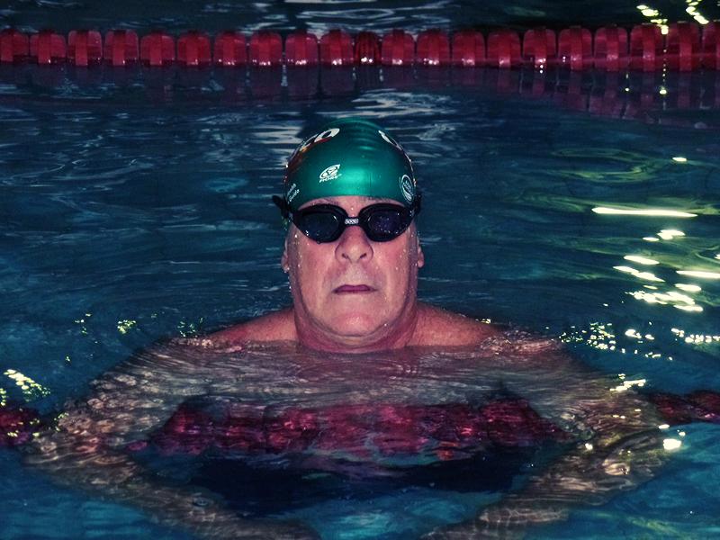 Ricardo Fiorita, atleta / Foto Divulgação