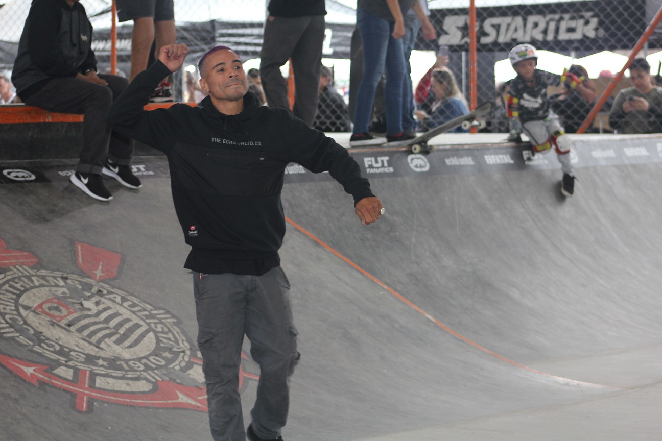 Manny Santiago / Foto Charles Roberto