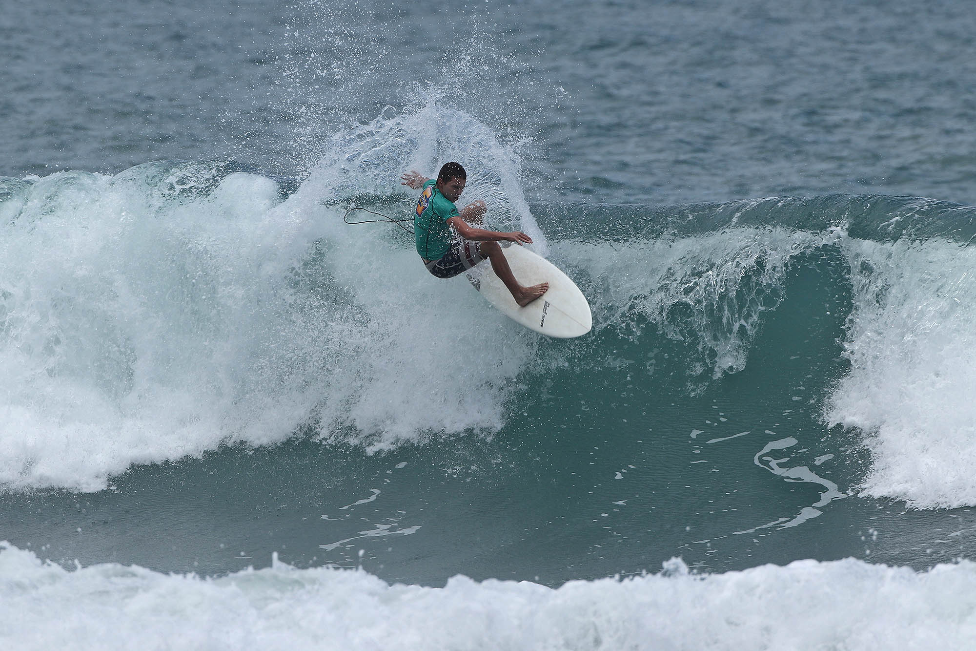 Rafael Pierro Surf Trip SP Contest Guaruja / Foto Munir El Hage