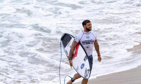 Alejo e Luel garantidos nas quartas de final em Haleiwa