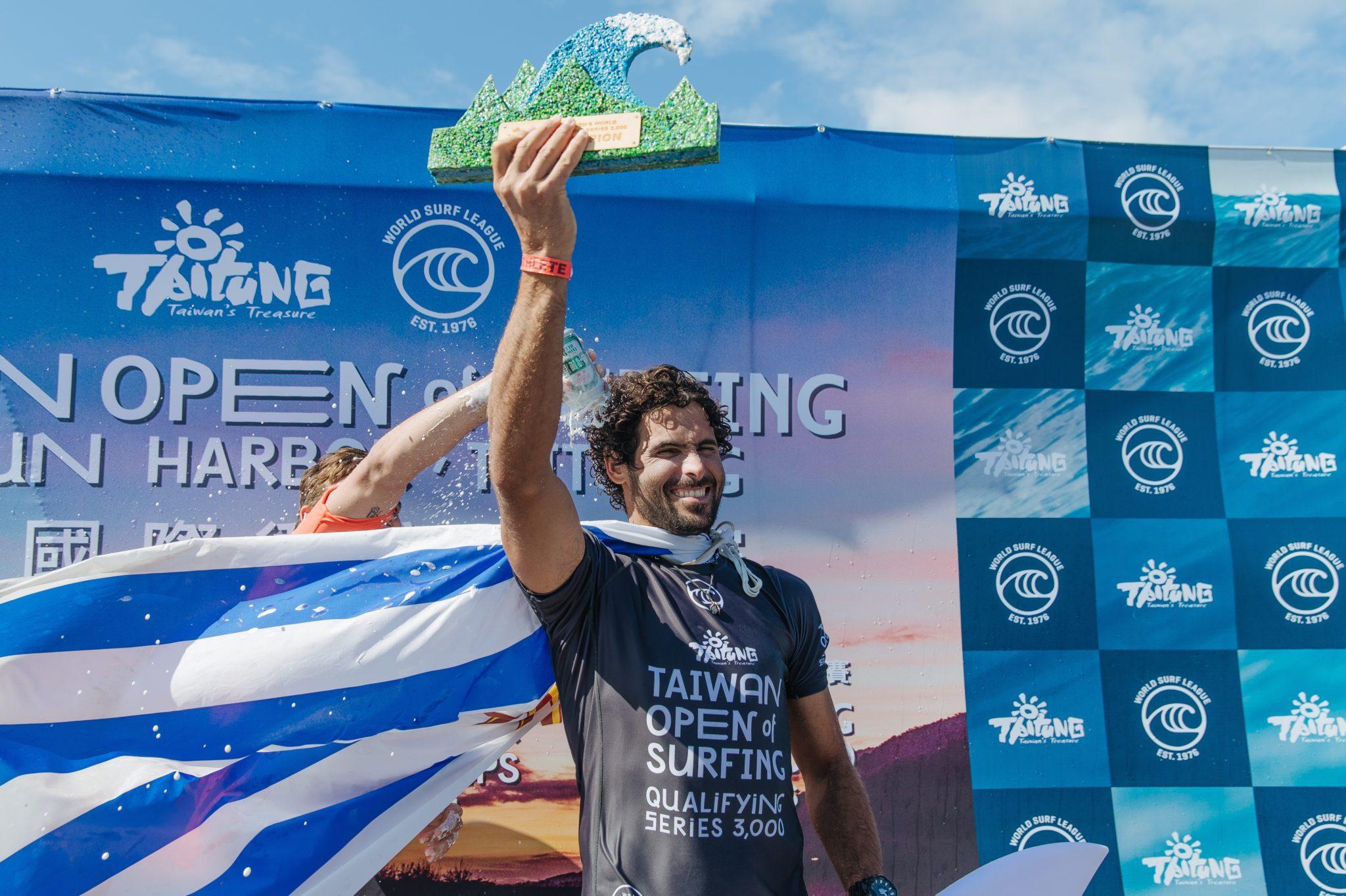 Marco Giorgi-URU (Matt Dunbar / WSL via Getty Images)