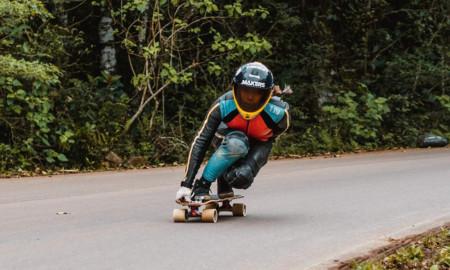 Brasileiro de Downhill Speed neste fim de semana em Monte Alegre do Sul (SP)