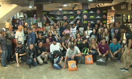 Festa de encerramento da 18ª temporada do circuito Surf Trip SP Contest stanos
