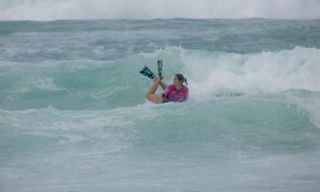 Joselaine Amorim conquista o Rio Delas Bodyboarding