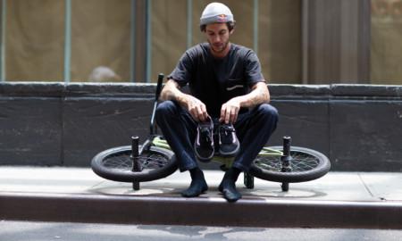 Francês Matthias Dandois assina seupro-model Vans BMX