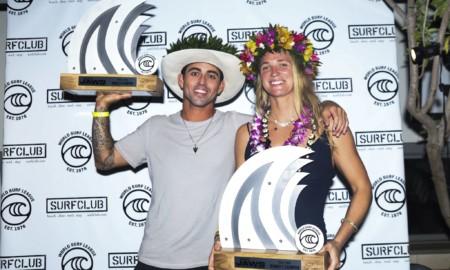 Havaianos vencem o cbdMD Jaws Big Wave Championships na ilha de Maui