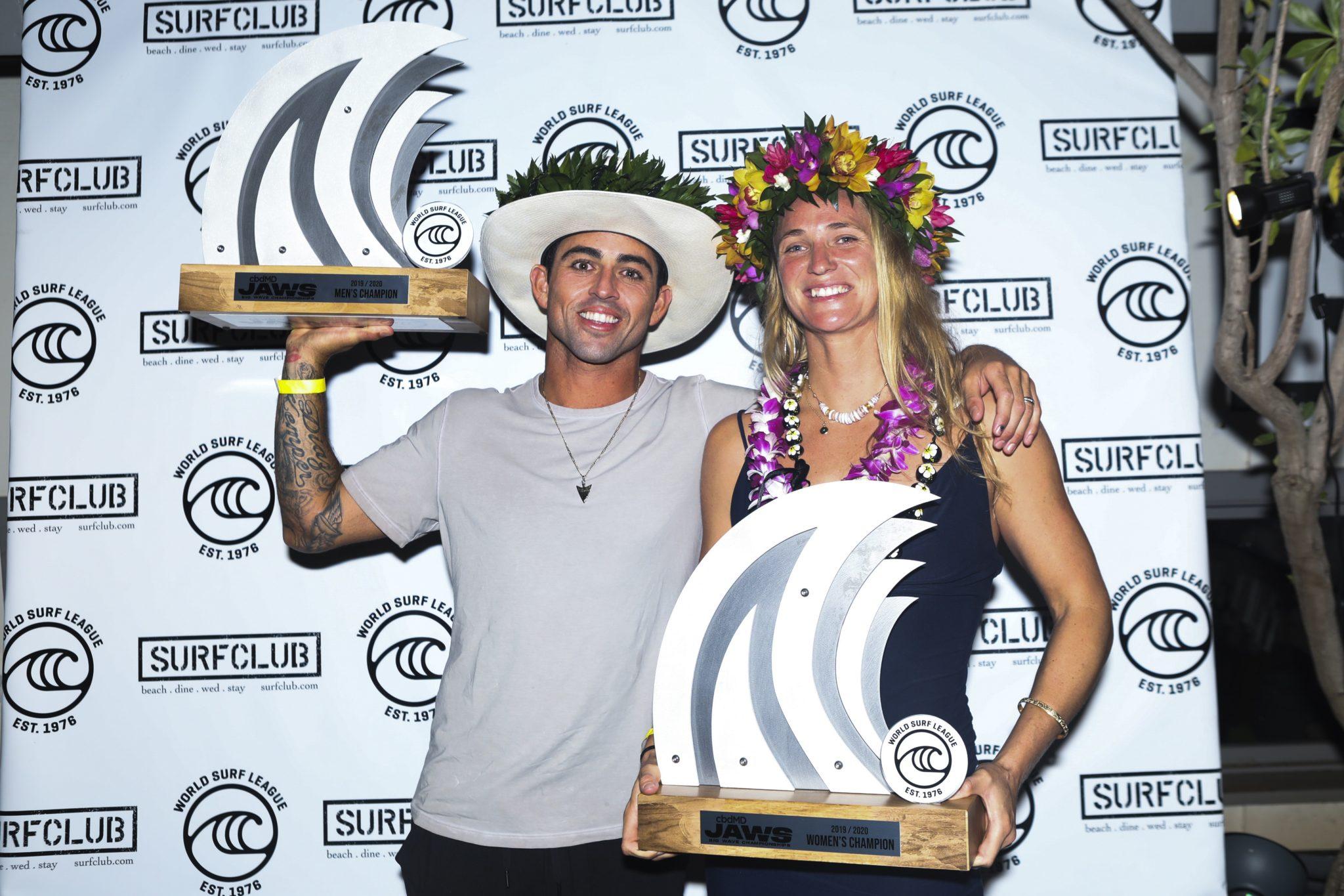 Campeões (Cat Miers / WSL via Getty Images)