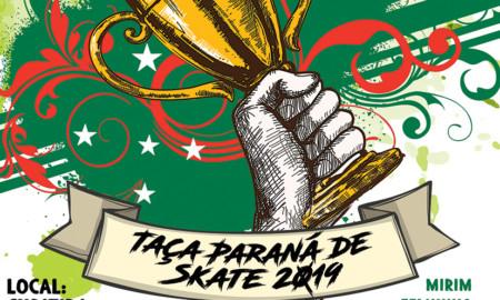 Quarta Etapa da Taça Paraná de Skate 2019