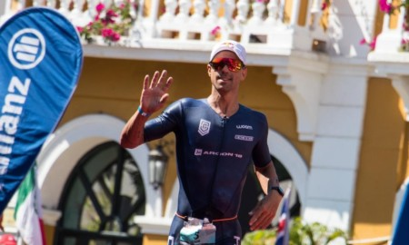 Igor Amorelli conquista o vice-campeonato no Ironman 70.3