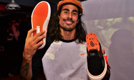 """Ricardo Dexter o """"freesurf"""" do skate brasileiro assina coleção da Vans"""