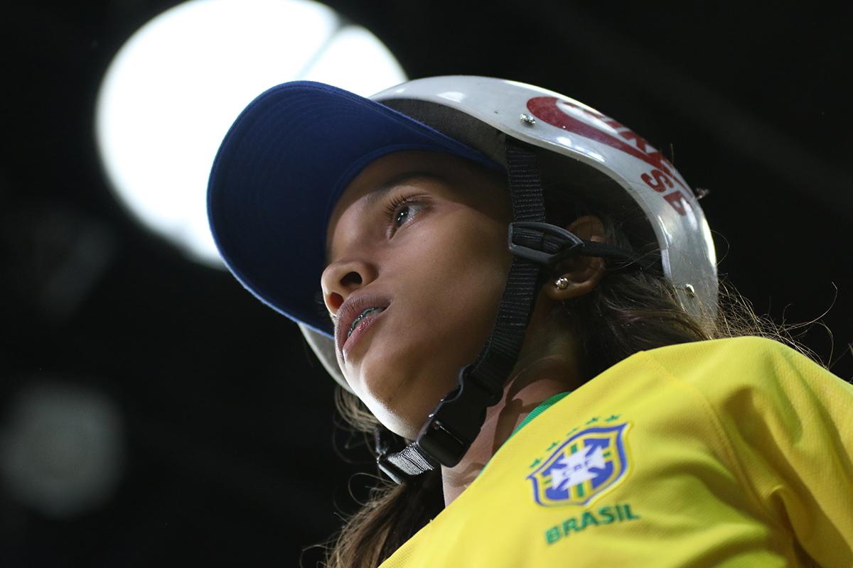 Rayssa Leal / Foto Júlio Detefon