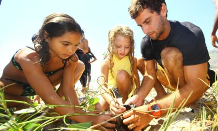 Rip Curl Grom Search 2020 investe em ações ambientais