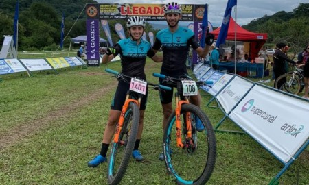 Mário Couto e Giuliana Morgen estreia temporada UCI 2020 com vitórias na Argentina