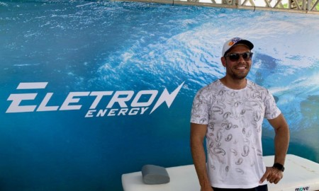 Elétron Energy aprova parceria no Mundial de Surf