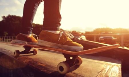Skate – 1ª Etapa do Leões do Céu Solidário