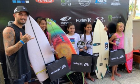 Highlights da inauguração da Filipe Toledo Surf Store