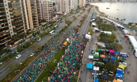 Floripa recebe maior circuito de corridas de rua do Brasil a partir deste domingo