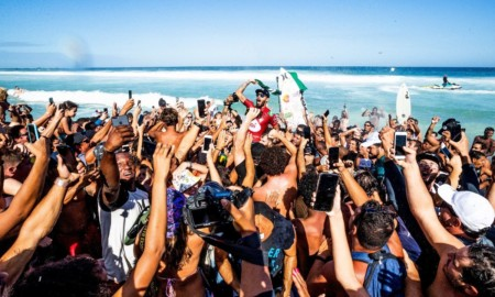 Surf Breaks em português é lançado pela WSL Latin America
