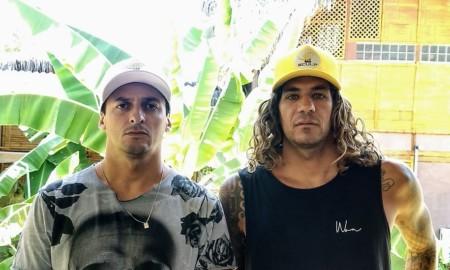 Covid-19 – Surfistas da Praia Grande em quarentena no Equador