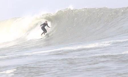 Monique Pontes encara ondas peruanas