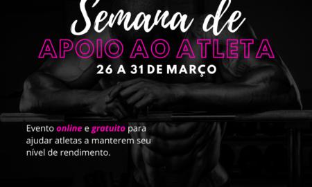 Participe da Semana de Apoio ao Atleta