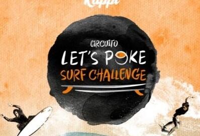 Abertura do Let's Poke Surf Challenge é adiada para a segurança de atletas e familiares