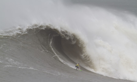Desafio Surfland Big Waves Brasil terá transmissão