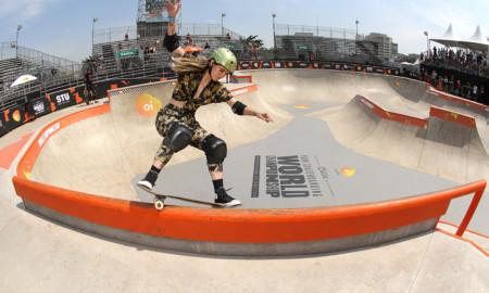 Karen Jonz é eleita representante dos skatistas brasileiros no COB