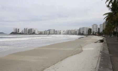 Guarujá: atividades esportivas sem restrição de horário nas praias
