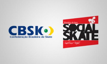ONG Social Skate e CBSK vão mapear entidades sociais que trabalham com skate