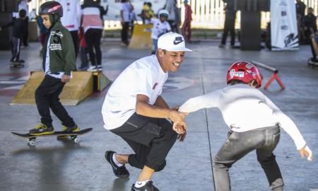 "ONG Social Skate é inserida na campanha mundial ""You Can't Stop Us"" da Nike"