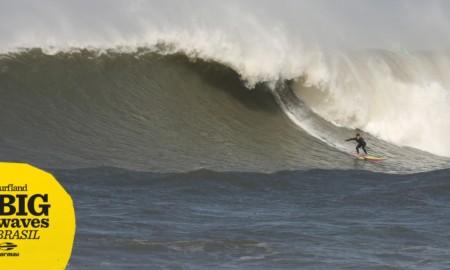 Divulgadas as primeiras imagens do Surfland Big Wave Brasil