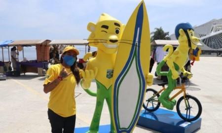 Surf faz parte da exposição do COB no Rio de Janeiro