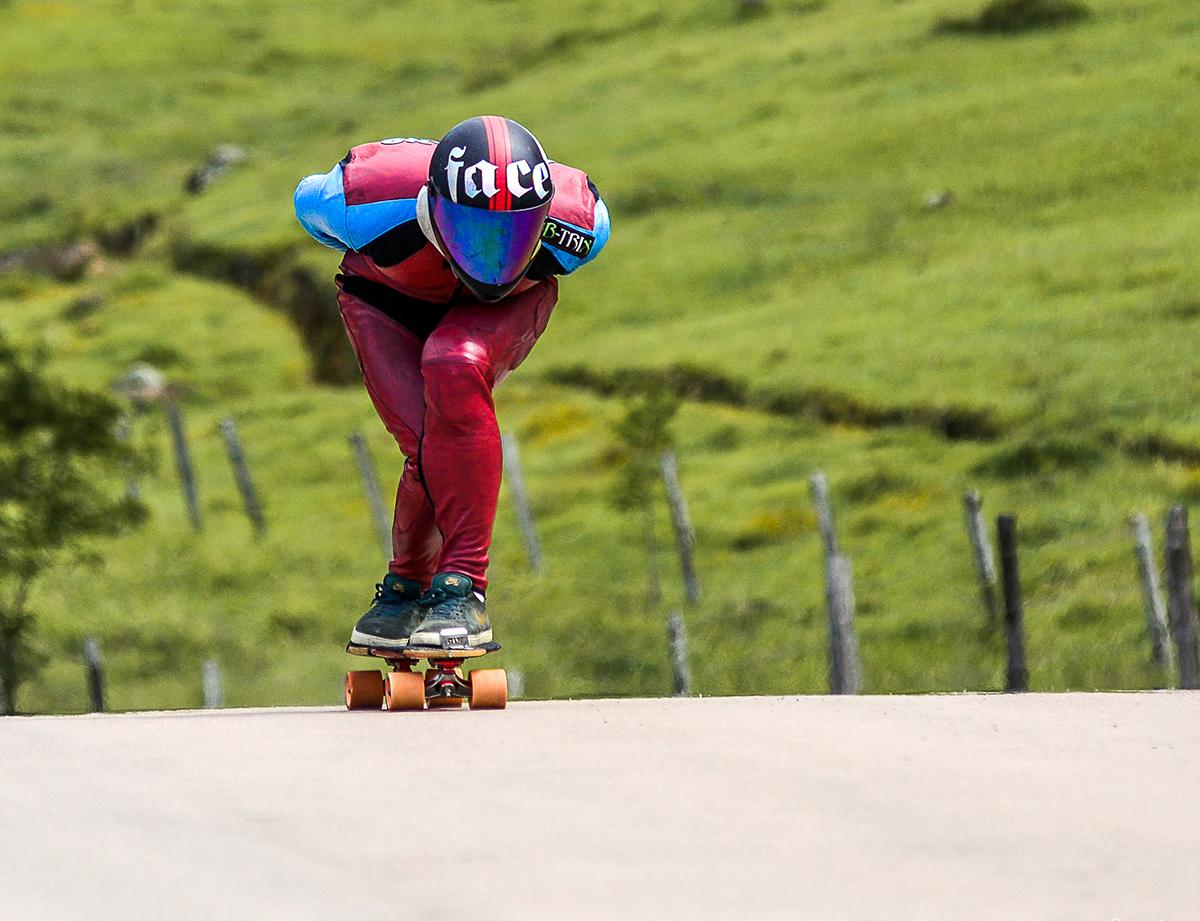 Adriano Silva (PR  Downhill Speed) - Crédito Gerson Ceschini